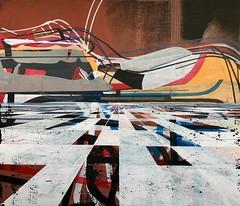 Jim Harris: Untitled. (Jim Harris: Artist.) Tags: art lartabstrait konst kunst kunstzeitgenössische künstler peinture space contemporaryart cosmology cosmos painting abstract maalaus modernart zeitgenössische