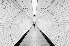 """Transition"" Tottenham Court Road Tube Station, London, UK (davidgutierrez.co.uk) Tags: london architecture art city blackandwhite davidgutierrezphotography nikond810 nikon interior londonunderground urban travel blackwhite photography people londonphotographer property uk photographer monochrome stairs bw black white blackandwhitephotography arts abstract tube unitedkingdom afsnikkor1424mmf28ged 1424mm 伦敦 londyn ロンドン 런던 лондон londres londra england europe beautiful cityscape davidgutierrez capital structure britain greatbritain centrallondon ultrawideangle d810 buildings lights transport light design tubestation symmetry building station interiors indoor tottenhamcourtroad"