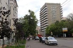 IMG_2393 (Фото Москвы Moscow-Live.ru) Tags: улица 10летияоктября облака лето солнце