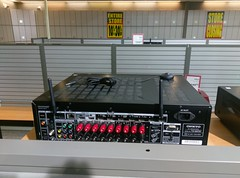 Onkyo receiver, as viewed form the back (l_dawg2000) Tags: 2017 appliances audio closing electronics formercircuitcity furniture goingoutofbusiness hhgreg liquidation mississippi ms retail southaven southaventownecenter televisions unitedstates usa