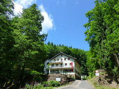 Naturfreundehaus Heidenbrunnertal (Wuppataler) Tags: naturfreundehaus heidenbrunnertal pfalz pfälzer wald pwv palatine forest neustadt weinstrasse