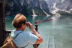 The best shot ever in the Dolomites (zczillinger) Tags: best shot ever dolomites funny