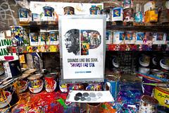 Pandora Radio (Always Hand Paint) Tags: 2017 bigsean liam music newyork ooh onlineservice pandora pandoraradio pandoraradiomixing spring advertising alwayshandpaint colossal colossalmedia handpaint mixing mural muraladvertising outdoor pandoramixing skyhighmurals