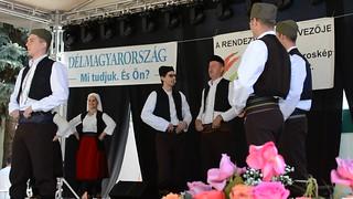 Banat , Serb Folkdance Group ( from Deszk village )