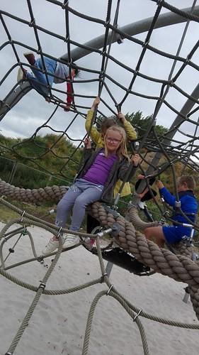Sportdag K Veerle & K Valerie