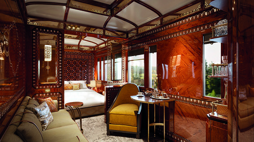 Venice Simplon-Orient-Express Grand Suite Paris