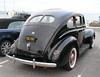 1940s Ford DeLuxe Sedan Flathead V8 rear