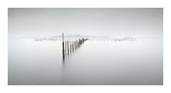Neptune (Rohan Reilly Photography) Tags: japan biwa shiga fishing longexposure fineart irish rrsignature minimal minimalism panoramic panorama
