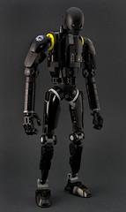 K-2SO (DeadGlitch71) Tags: starwars star wars disney k2so k2 lego revamp robot droid assassin imperial sleek scifi impire