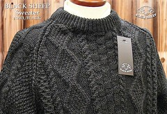 Black Sheep charcoal sweater - by Rakuten (Mytwist) Tags: rakuten wool design knitted handgestrickt handcraft heavy craft cozy classic grobstrick fashion fetish fair timeless traditional textured aranstyle aranjumper aransweater authentic arran ireland designed bulky chunkysweater cabled charcoal love passion musthave closet unisex sexy