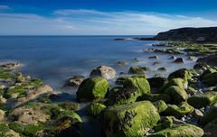 Portland Dorset. (Graham H Lock) Tags: seascape sea sky portland stone ween green blue canon sigma 6d art24mm