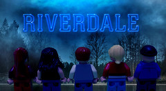 Coming Soon! (Razzle Jazzle) Tags: riverdale archie andrews betty veronica lego minifig figbarf jughead cheryl blossom cw tv show series pops