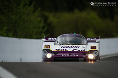 Spa Classic 2017 (Guillaume Tassart) Tags: jaguar group c le mans classic spa francorchamps xjr9 xjr race racing motorsport automotive belgium belgique