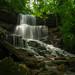 Summer Waterfalls