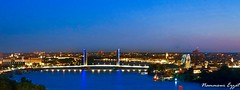 Bordeaux la nuit / By Night (Ezzo33) Tags: france bordeaux gironde ville ezzo33 sony rx10 m3 unesco patrimoine mondial garonne sudouest