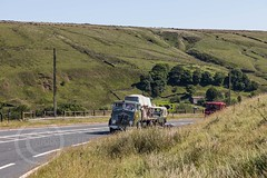 Last Motormans Run June 2017 072 (Mark Schofield @ JB Schofield) Tags: road transport haulage freight truck wagon lorry commercial vehicle hgv lgv haulier contractor foden albion aec atkinson borderer a62 motormans cafe standedge guy seddon tipper classic vintage scammell eightwheeler