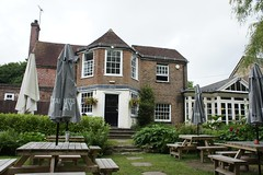 The Red Lion, Chelwood Gate (AnnaMaja42) Tags: theredlion chelwoodgate thehitchhikersguidetothegalaxy