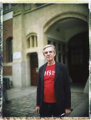 Wrocław XLI (__Daniele__) Tags: wrocław breslau silesia polska polen poland pologne polonia mamiya universal polaroid 100c fuji film analogue analog