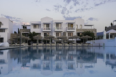 *** (donnicky) Tags: greece kos architecture building clouds daylight evening hotel nopeople outdoor publicsec sky summer swimmingpool travel vacation water waterfront