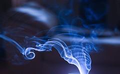 As free as it want..... (Carlos Ramirez Alva) Tags: pattern patrón incienso humo smoke canon85mmf18 f18 85mm canon85mm canon6d 6d canon