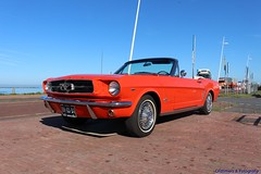 1965 Ford Mustang Convertible - DH-65-91