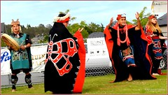 Le-la-la Aboriginal Dancers at Horseshoe Club (Bill 1.75 Million views) Tags: gopro lelala dancers song newzealand ōtākou 2017 victoriabc otakou māori horseshoes canon 600d t3i canont3i hewakakotuiadancers hewakakotuia music guitar victoriaaboriginalculturalfestival royalbcmuseum museum event museumevents calendar aboriginaltourismbc aboriginaltourism v2v v2vempress innerharbour innerharbor jetty dock ocean harbour harbor victoria catamaran vessel yacht samsung smn920w8 galaxynote5 marina boats georgetaylor friend aboriginal indigenous