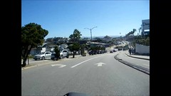 this is how you navigate a roundabout on a bicycle (nocklebeast) Tags: nrd scphoto santa cruz roundabout beachstreet santacruz 20170626pacificroundaboutdscf2802