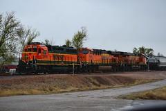 BNSF 3005 East (redfusee) Tags: bnsf