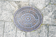 Hydrant systeem Halbertsma (Tim Boric) Tags: putdeksel manhole cover hydrant trottoir halbertsma compagniegénéraledesconduitesdeau waterleiding watersupply