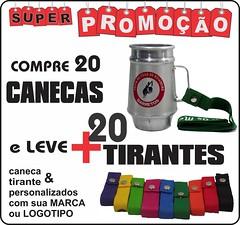 banner caneca + tirantes GRÁTIS 20 unidades (marcosrobertoromagna) Tags: caneca cordões kits pesonalizados