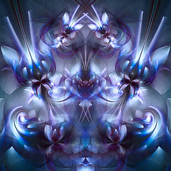 Tiny Creatures (Luc H.) Tags: tiny creatures fractal abstract graphic graphism digital