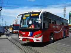 Grand Courier 5388 (Monkey D. Luffy ギア2(セカンド)) Tags: isuzu bus mindanao philbes philippine philippines photography photo photograhy enthusiasts society ro road vehicles vehicle coach explore
