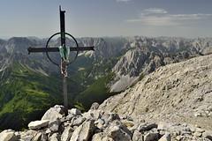 Elation (matteo.buriola) Tags: veneto alpi carniche monte peralba croce di vetta landscape panorama paesaggio mountains trekking hiking nikon 3100