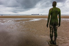 Looking out to sea (paul_taberner_photography) Tags: crosbybeach antonygormley anotherplace