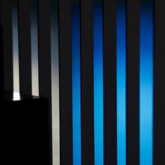 treppenhaus (zeh.hah.es.) Tags: geländer banister treppe stairs treppenhaus staircase schwarz black grau gray grey blau blue stufen steps silhouette
