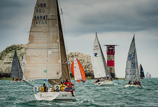 Round the Island Race 2017, Isle of Wight