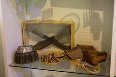 Igor museo, shoe and knives (visitsouthcoastfinland) Tags: visitsouthcoastfinland degerby igor museum museo finland suomi travel history indoor