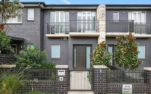 4/14 Brewer Street, Concord NSW