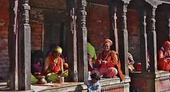 """NEPAL, Pashupatinath, Zu den Hindutempeln und Verbrennungsstätten, 16311/8617 (roba66) Tags: reisen travel explore voyages roba66 visit urlaub nepal asien asia südasien kathmandu pashupatinath """"pashu pati nath"""" """"pashupati """"herr alles lebendigen"""" tempelstätte hinduismus shivaiten tempel verehrungsstätte shiva tradition religion building menschen leute bettler saddhus typen"""