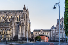 Ireland - Dublin - Christ Church Cathedral (Marcial Bernabeu) Tags: marcial bernabeu bernabéu irlanda ireland dublin dublín cathedral catedral christ church bridge puente