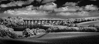 Viaduct over the River Tiddy, St Germans