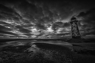 Dance round a lighthouse