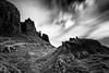 The Needle (John Farnan Photography) Tags: beautifulscotland longexposure monochrome quiraingrange scotlandslandscapes scottishlandscape scottishprint skye theneedle theneedlequiraing