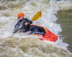 Oklahoma RiverSports No. 6 (A Anderson Photography, over 1.8 million views) Tags: jackson kayak paddle werner rapids