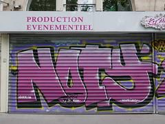 Noty & Smape (neppanen) Tags: sampen discounterintelligence paris pariisi france ranska grk nsk noty smape graffiti streetart