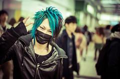 Harajuku Mask (Stuck in Customs) Tags: japan tokyo harajiku trey treyratcliff hdr lightroom preset hdrtutorial hdrphotography people portrait