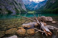 Obersee Bavaria 2017 (MrHansFromSomewhere) Tags: berchtesgaden bayern bavaria obersee germany deutschland reise travel lake nature natur landscape landschaft waterscape seascape reflection polfilter ndfilter laea4 colors mountain alps alpen vacation vanguard sony sonyimages sonyalpha sonya6000 captureone nik photooftheday top20bavaria