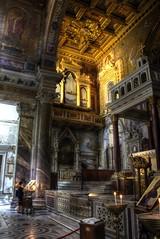 Céleste, (CloudPhotoz) Tags: céleste église church orgue organ intérieur interior ancien ancient old vieux marbe marble architecture architectural rome roma italie italia ville city