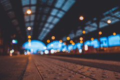 Railway colors (mripp) Tags: art kunst vintage retro old bokeh colors color farben abstract city urban stadt leica q