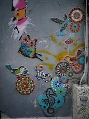 P1370018 (Piterpan23) Tags: paris paris13 streetart ruevandrezanne lesflocats
